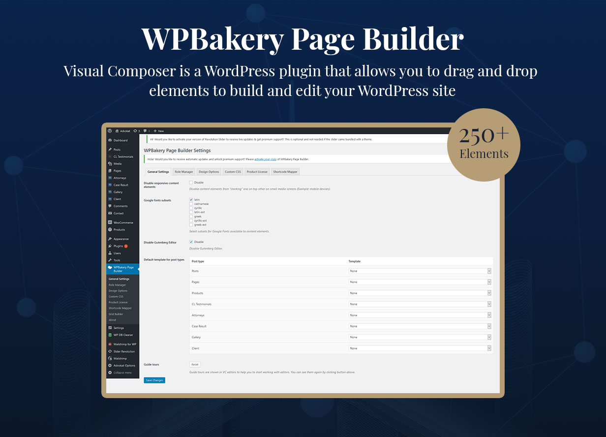 Advokat - Lawyer & Lawfirm WordPress Theme - 7