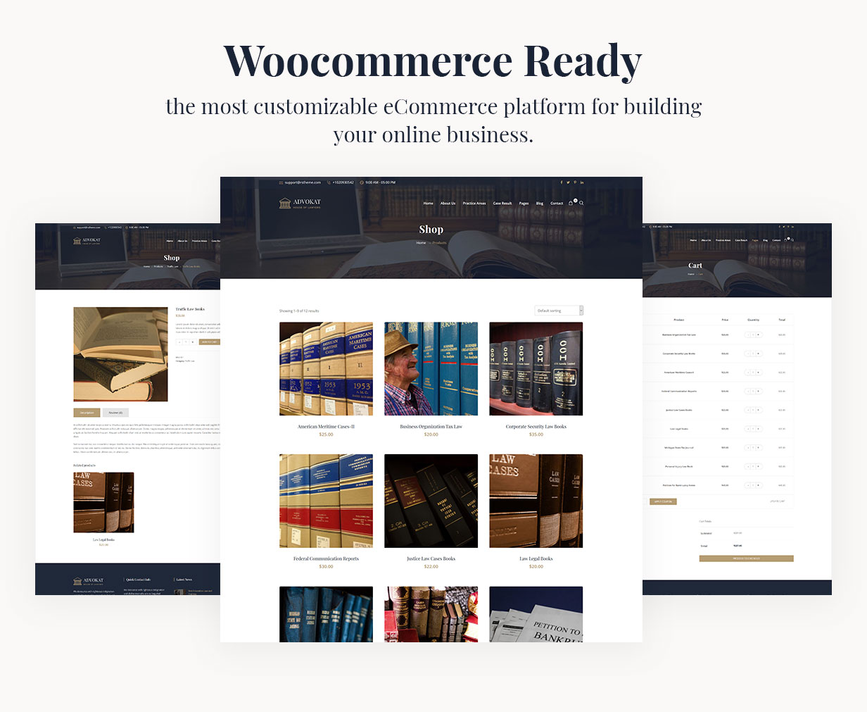 Advokat - Lawyer & Lawfirm WordPress Theme - 8