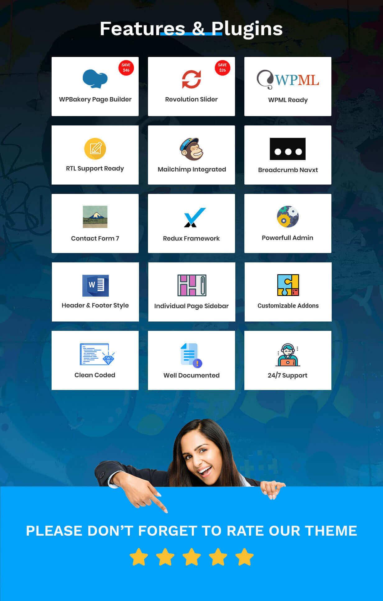 Darpan - News Magazine WordPress Theme - 13