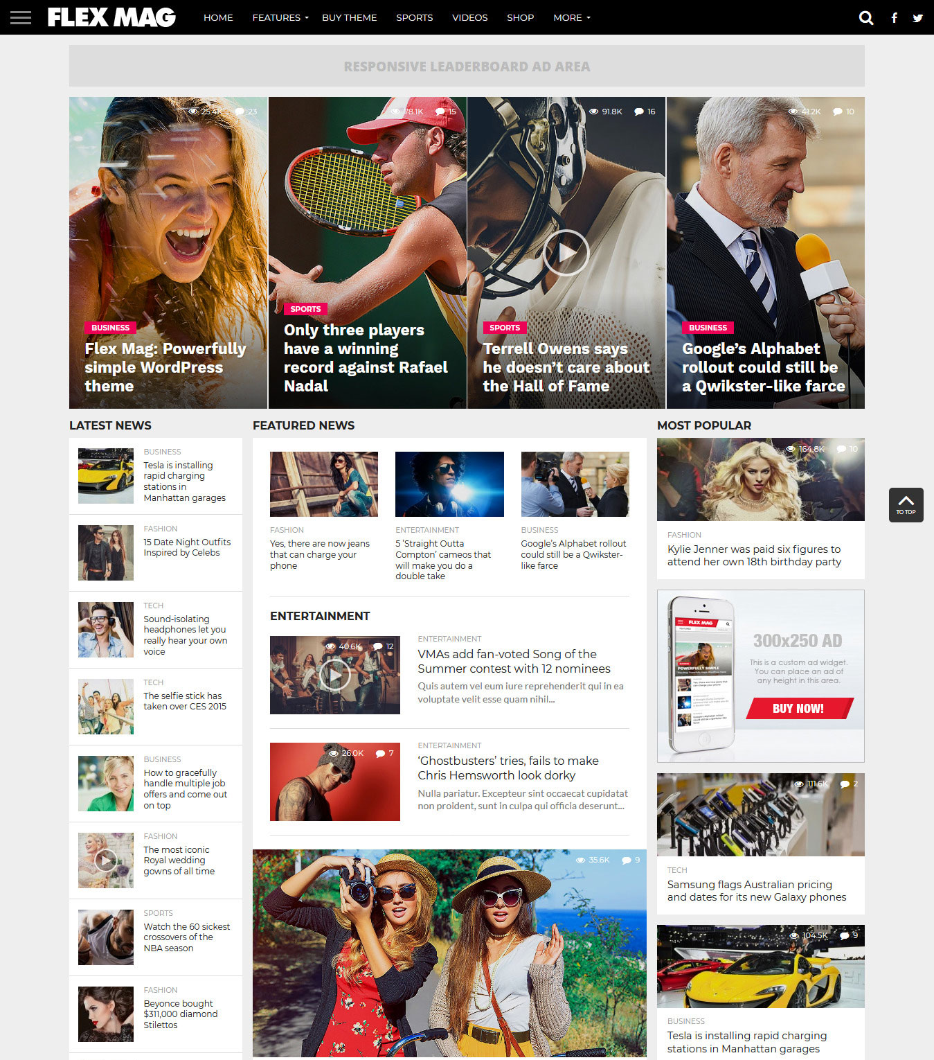 Flex-Mag---Powerfully-Simple-WordPress-News-Magazine-Theme